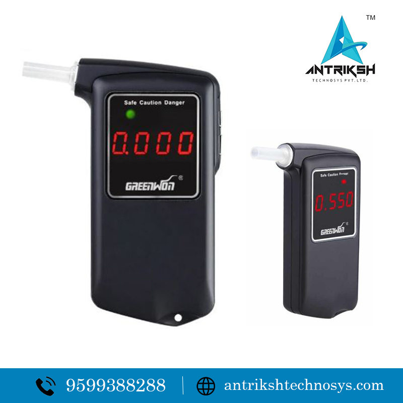 Professional breathalyzer