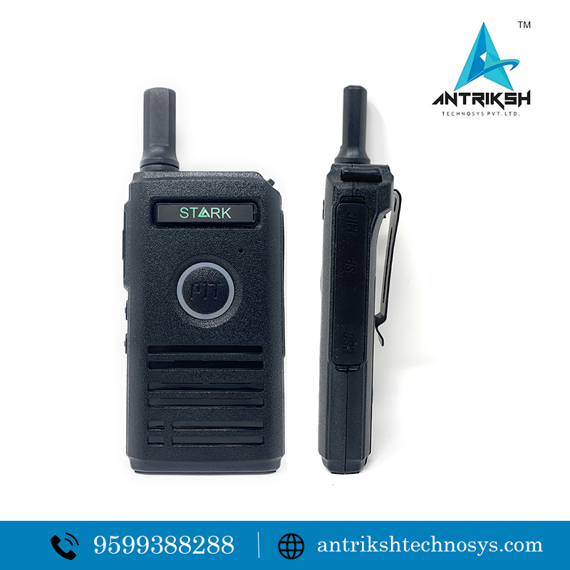 License free walkie talkie