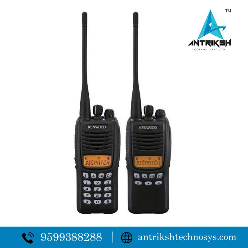 Kenwood analogue walkie talkie