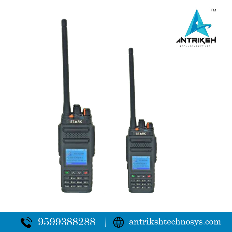 Digital two way radio