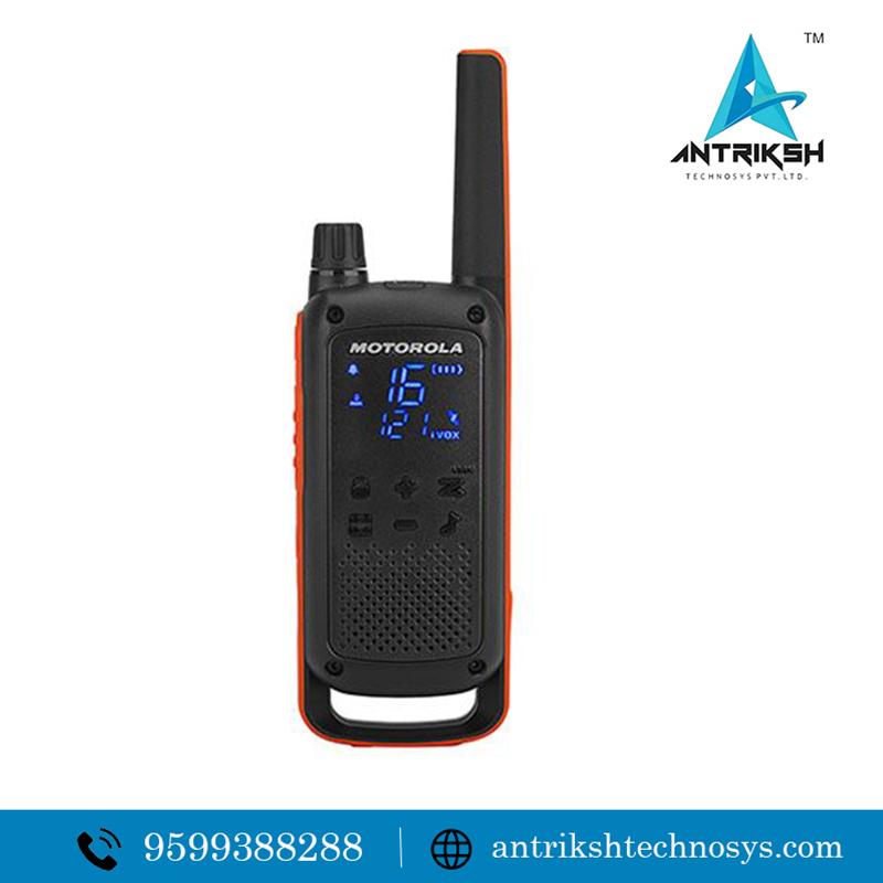 Motorola license free walkie talkie
